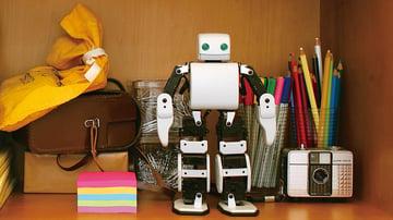 Image of 3D Printed Robot: PLEN2