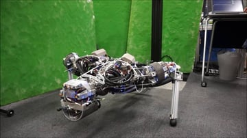 Image of 3D Printed Robot: Kengoro the Robot That Sweats