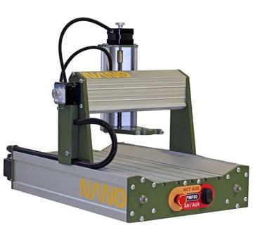 Image of DIY CNC Router Kits & Desktop CNC Machines: Next3D NANO PMF80