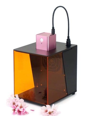 Imagem de Guia das máquinas de gravação a laser: Cubiio