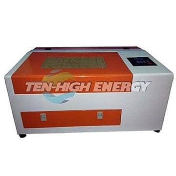 Image de Graveur laser/machine de gravure laser: Graveur laser CO2 40 w TEN-HIGH