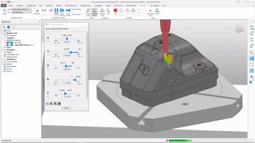 Image of Best CAM Software for SolidWorks, AutoCAD & Co.: Powermill