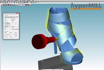 Image of Best CAM Software for SolidWorks, AutoCAD & Co.: hyperMill
