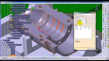 Image of Best CAM Software for SolidWorks, AutoCAD & Co.: CATIA