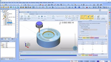 Image of Best CAM Software for SolidWorks, AutoCAD & Co.: BobCAD-CAM