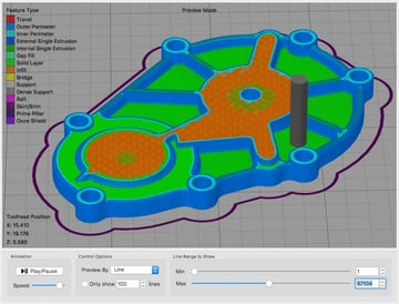 Image of Simplify3D Free Versions: Available Features