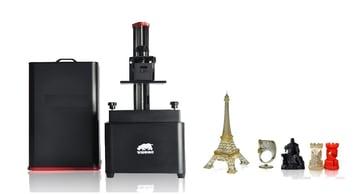 Imagem de Melhor impressora 3D barata por menos de USD $500: Wanhao Duplicator D7