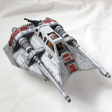 Image of Star Wars 3D Models to 3D Print: T-47 Snowspeeder