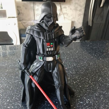 Image of Star Wars 3D Models to 3D Print: Darth Vader Statue