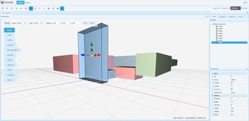 Imagem de Software para impressora 3D: software de modelagem 3D: Figuro
