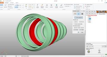 Imagem de Software para impressora 3D: editar e reparar arquivos STL: 3D-Tool Free Viewer
