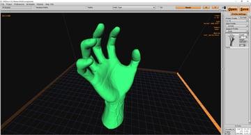 Imagem de Software para impressora 3D: fatiamento e gerenciamento da impressora 3D: KISSlicer