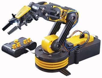 Image of: 10. OWI Robotic Arm Edge