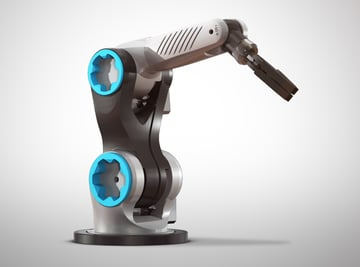 Image of: 8. Zortrax Robotic Arm
