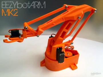 Image of: 3. EEZYbotARM MK2