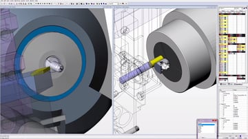 Image of Best CAM Software for SolidWorks, AutoCAD & Co.: Esprit