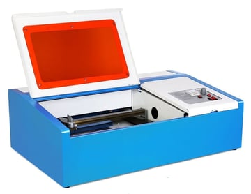 Imagem de Guia das máquinas de gravação a laser: Mophorn 40W