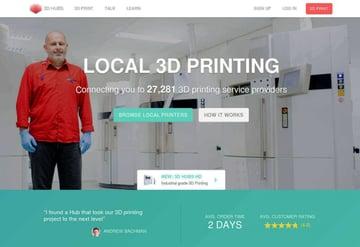 Image of Metal 3D Printer Guide: 3D Hubs
