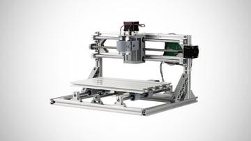 Image of DIY CNC Router Kits & Desktop CNC Machines: Sainsmart Genmitsu CNC 3018