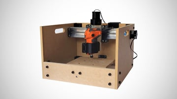 Image of DIY CNC Router Kits & Desktop CNC Machines: Sienci Mill One V3