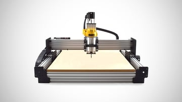 Image of DIY CNC Router Kits & Desktop CNC Machines: Ooznest Workbee