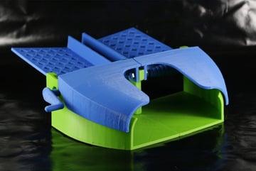 Imagem de Coisas para imprimir em 3D: Embaralhador de cartas