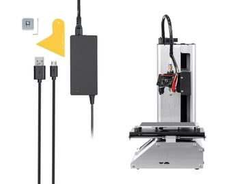 Image of Monoprice Select Mini Pro: Review the Facts of this 3D Printer: Where to Buy