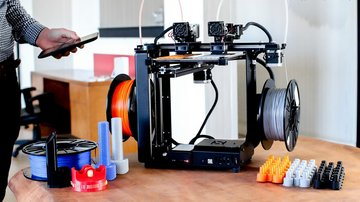 Image of MakerGear M3-ID 3D Printer: Review the Specs: Features