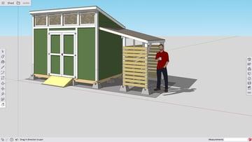 Imagem de Softwares CAD on-line gratuitos: SketchUp Free