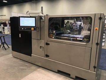 The DM P2500 3D printer