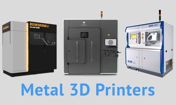 Image of: Stainless Steel 3D Printers