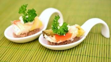 3D printed food utensils