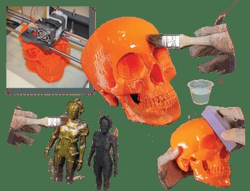 XTC-3D coating material