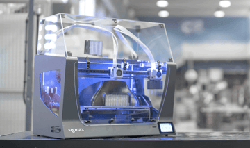 Image of Large 3D Printer (Large-Format / Large-Scale / Large-Volume): BCN3D Sigmax R19