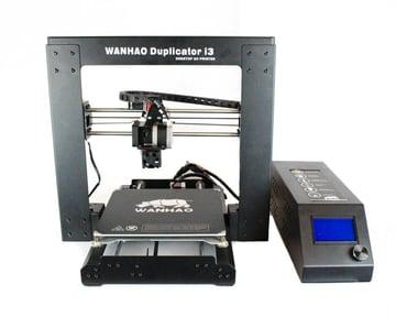 Imagem de Melhor impressora 3D barata por menos de USD $500: Wanhao Duplicator i3 V2.1