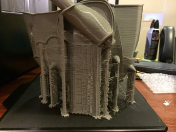 Garruk 3D Printing