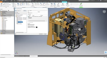 A look at Autodesk Inventor