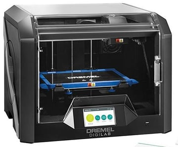 Image of 3D Printer for Beginners: Dremel Digilab 3D45 Idea Builder