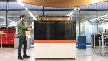 Image of Large 3D Printer (Large-Format / Large-Scale / Large-Volume): BigRep Studio