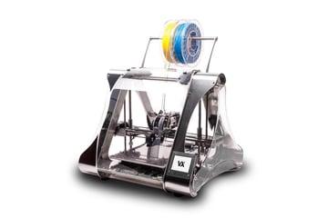 Imagem de Guia das máquinas de gravação a laser: ZMorph VX 2.0