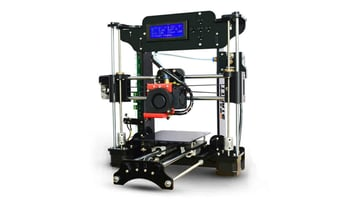 Don't expect miracles, but for 3D printer und $100, the iMakr Startt prints nicely.