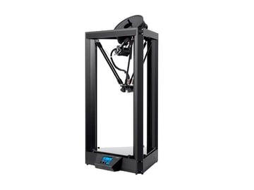 Image of Large 3D Printer (Large-Format / Large-Scale / Large-Volume): Monoprice Delta Pro