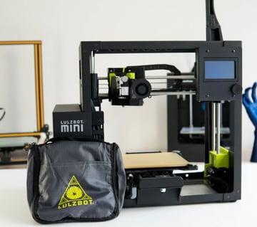Image of 3D Printer for Beginners: Lulzbot Mini 2