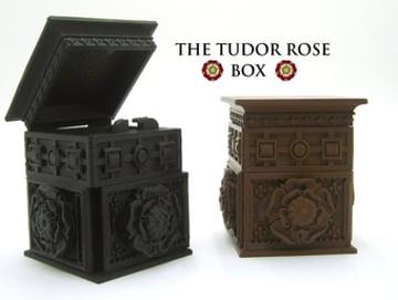 Image of: #8: Tudor Rose Box