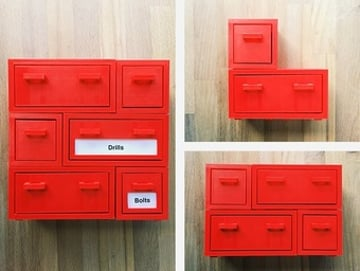 Image of: #3: Pip Boxes