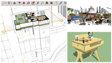 Image of Free 3D Modeling Software for Beginners: SketchUp Free