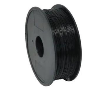 1.75 mm black HIPS.