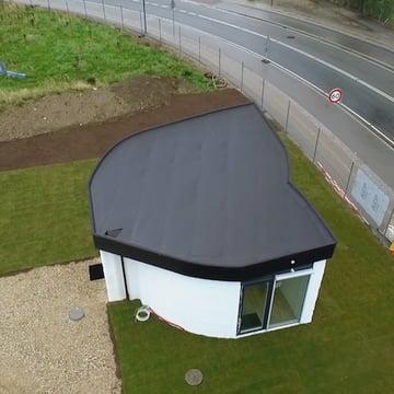 Image de Bâtiment / Structure / Maison imprimée en 3D: Le BOD