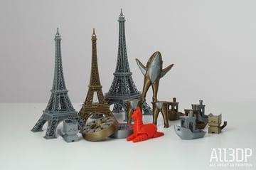 Image of CraftBot 3 Review: Printing