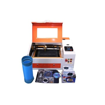 Image of TEN-HIGH 40W Laser Engraving Cutting Machine – Review the Specs: Technical Specifications